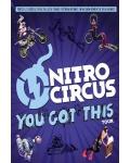 spectacle  de Nitro Circus Moto Mayhem