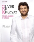 spectacle 0/40 de Olivier De Benoist