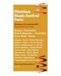 Le festival Pitchfork américain s'exporte en France cet automne