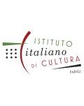 Visuel ISTITUTO ITALIANO DI CULTURA DI PARIGI (INSTITUT CULTUREL ITALIEN A PARIS)