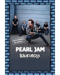 spectacle Lollapalooza de Pearl Jam