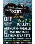 RAMATUELLE MONTE LE SON POUR LA PLANETE // Du 6 au 7 Juillet à Ramatuelle