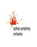 concert Sydney Symphony Orchestra