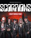 spectacle  de Scorpions