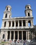 EGLISE SAINT SULPICE A PARIS