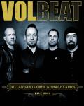 Les danois de Volbeat en concert à Paris en octobre pour présenter leur prochain nouvel album