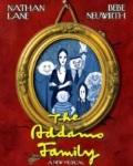 spectacle  de La Famille Addams