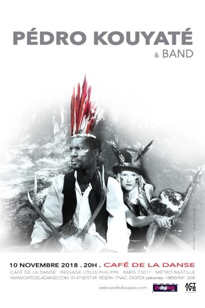 Vis Ta Vie - Pédro Kouyaté & The Fugitives ft Mamani Keita