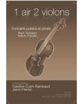concert 1 Air 2 Violons