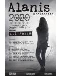 Rare en France, Alanis Morissette sera en concert à l'AccorHotels Arena en octobre 2020.
