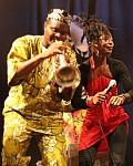 concert Aly Keita