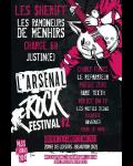 L'ARSENAL ROCK FESTIVAL