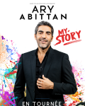 spectacle My Story de Ary Abittan