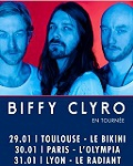 Sélection concerts du jour : Biffy Clyro, Emmanuel Moire, Nolwenn Leroy...