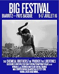 Le Big Festival s'implante à Biarritz : seconde édition en 2010