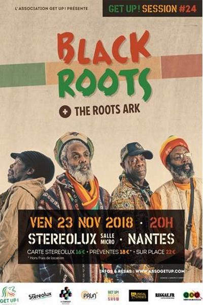 Black Roots - Take It (2018)