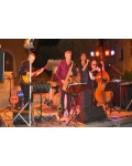 concert Blue Jazz Group