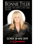Bonnie Tyler signe son retour, 14 ans après son dernier concert en France !