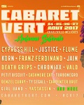 Cabaret Vert 2017 • Full Line-up
