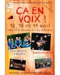 FESTIVAL DE LA VOIX AU CHOEUR DE LA MUSIQUE - CA EN VOIX