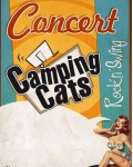 concert Camping Cats