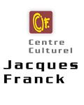 Visuel CENTRE CULTUREL JACQUES FRANCK A BRUXELLES