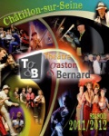 THEATRE GASTON BERNARD A CHATILLON SUR SEINE