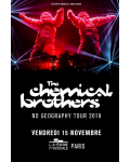 THE CHEMICAL BROTHERS / Le 15 novembre 2019 à Boulogne-Billancourt (92)