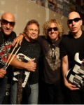 2 Van Halen + 1 Red Hot Chili Peppers + Joe Satriani = Chikenfoot