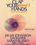 Le festival Clap Your Hands s'invite au Café de la Danse