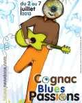 Asaf Avidan et Ben Harper au festival Cognac Blues Passion