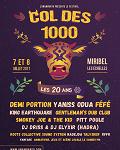COL DES 1000