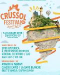 CRUSSOL FESTIVAL // Le 7 et 8 Juillet à Saint Peray