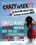 Le festival Crazy Week de Nice dévoile sa crazy programmation !