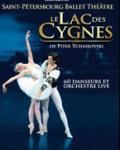 LE LAC DES CYGNES (ST PETERSBOURG BALLET THEATRE)