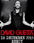 spectacle Summer Sound Rochefort de David Guetta