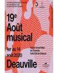 AOUT MUSICAL A DEAUVILLE