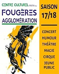 THEATRE VICTOR HUGO A FOUGERES