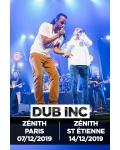 Dub Inc en tournée jusqu'à la fin de l'année 2019 !