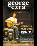 Après la Cigale et le Trianon, George Ezra s'offrira un concert au Zénith de Paris !