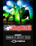 RESERVER / Fleuron du nu-metal, Limp Bizkit en concert ce soir à Paris, puis à Strasbourg et Lyon