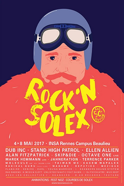 ROCK'N SOLEX 2018 // Aftermovie
