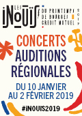 AUDITIONS INOUIS 2019