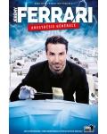 spectacle Anesthésie Générale de Jeremy Ferrari