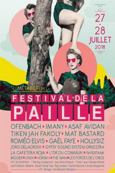 One Day at - Festival de la Paille 2018
