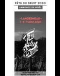 ANNONCE / Nouveaux Noms au Festival Fête du Bruit dans Landerneau !