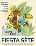 Teaser festival Fiest'A Sète 2017