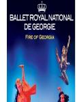 concert Fire Of Georgia (royal National Ballet De Georgie)
