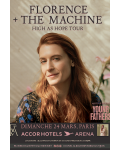 EVENEMENT / Florence + The Machine en concert à l'AccorHotels Arena mars 2019. Réservez maintenant