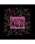 FESTIVAL FNAC LIVE 2016, LES PREMIERS NOMS DE LA PROGRAMMATION